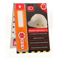 EMERGENCY ID DATA WINDOW GLOBA
