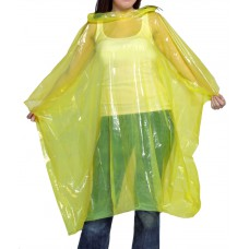 WATERPROOF RAIN PONCHO