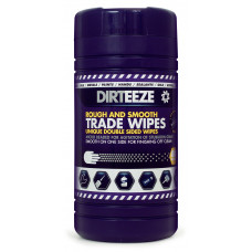 ROUGH AND SMOOTH WIPES (TUB OF 80)