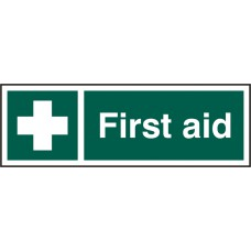 FIRST AID SAV  (PK5) 300MM X 100MM
