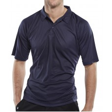 B-COOL POLO SHIRT NAVY