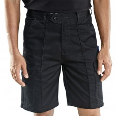 CLICK C/POCKET SHORTS