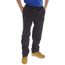 SPRINGFIELD TROUSERS BLK